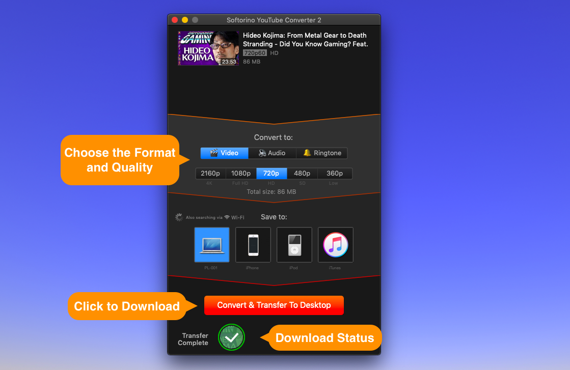 Bl Yt The Best Ytd Video Downloader For Mac Syc Format