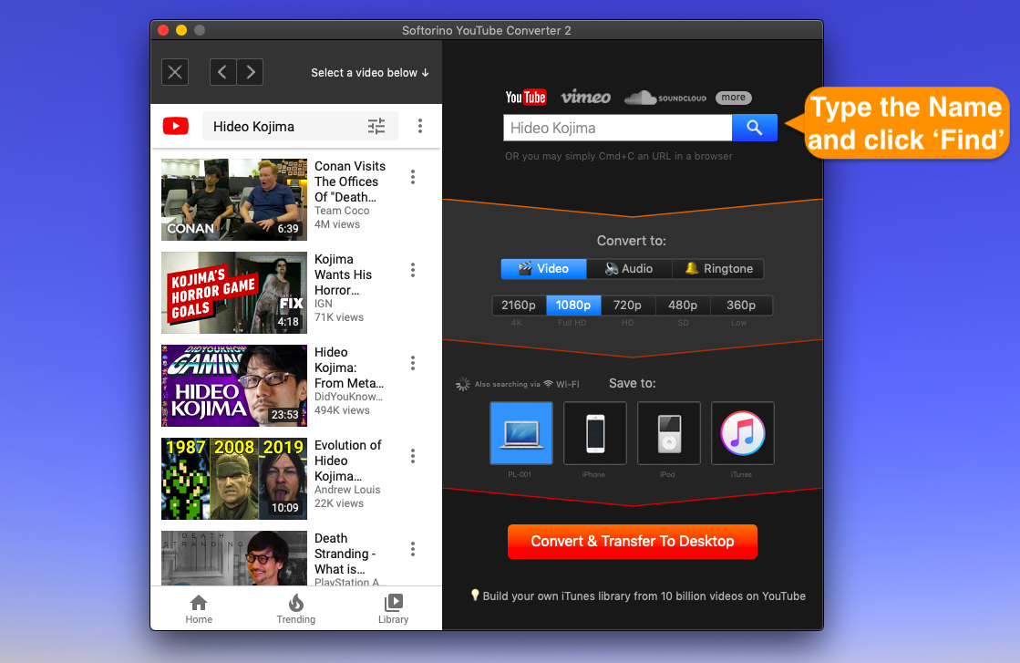 Bl Yt The Best Ytd Video Downloader For Mac Syc Search