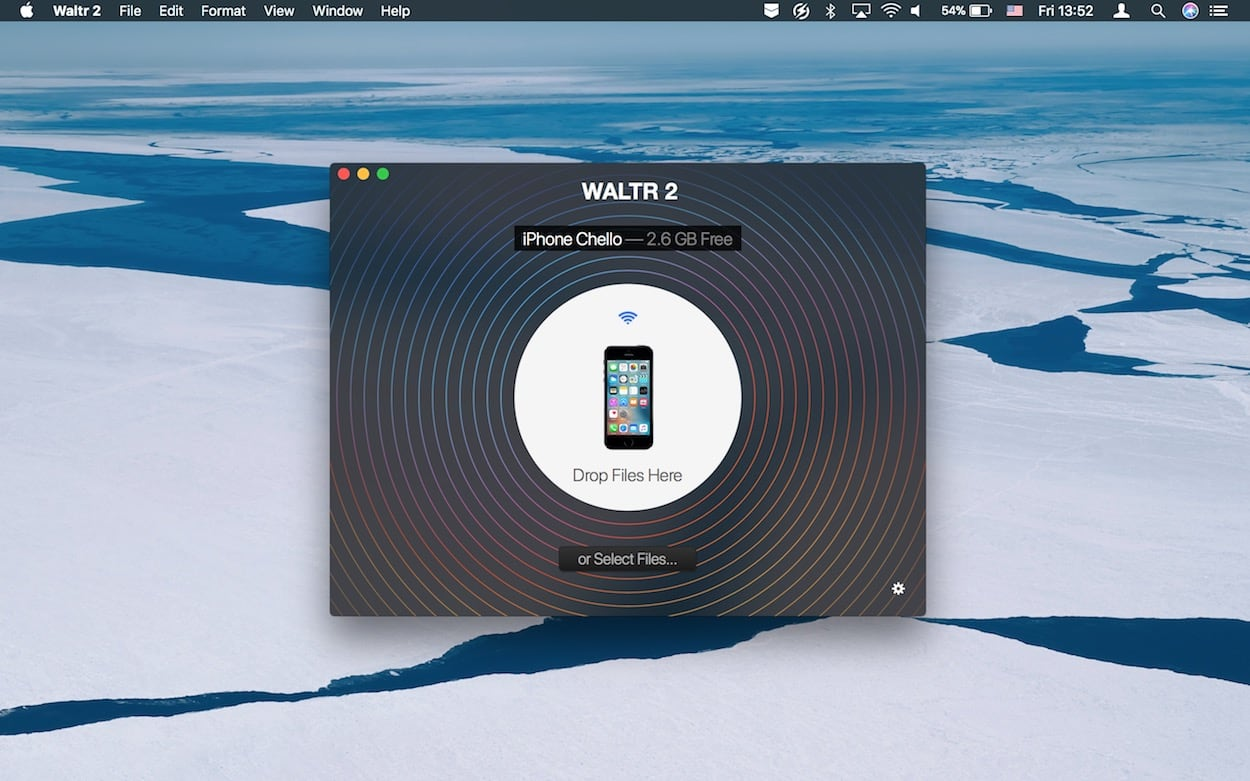 WALTR 2 is the right app to help transfer audiobooks to iphone