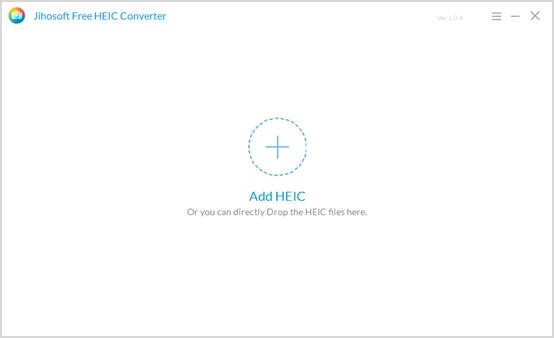 Jihosoft Free HEIC Converter
