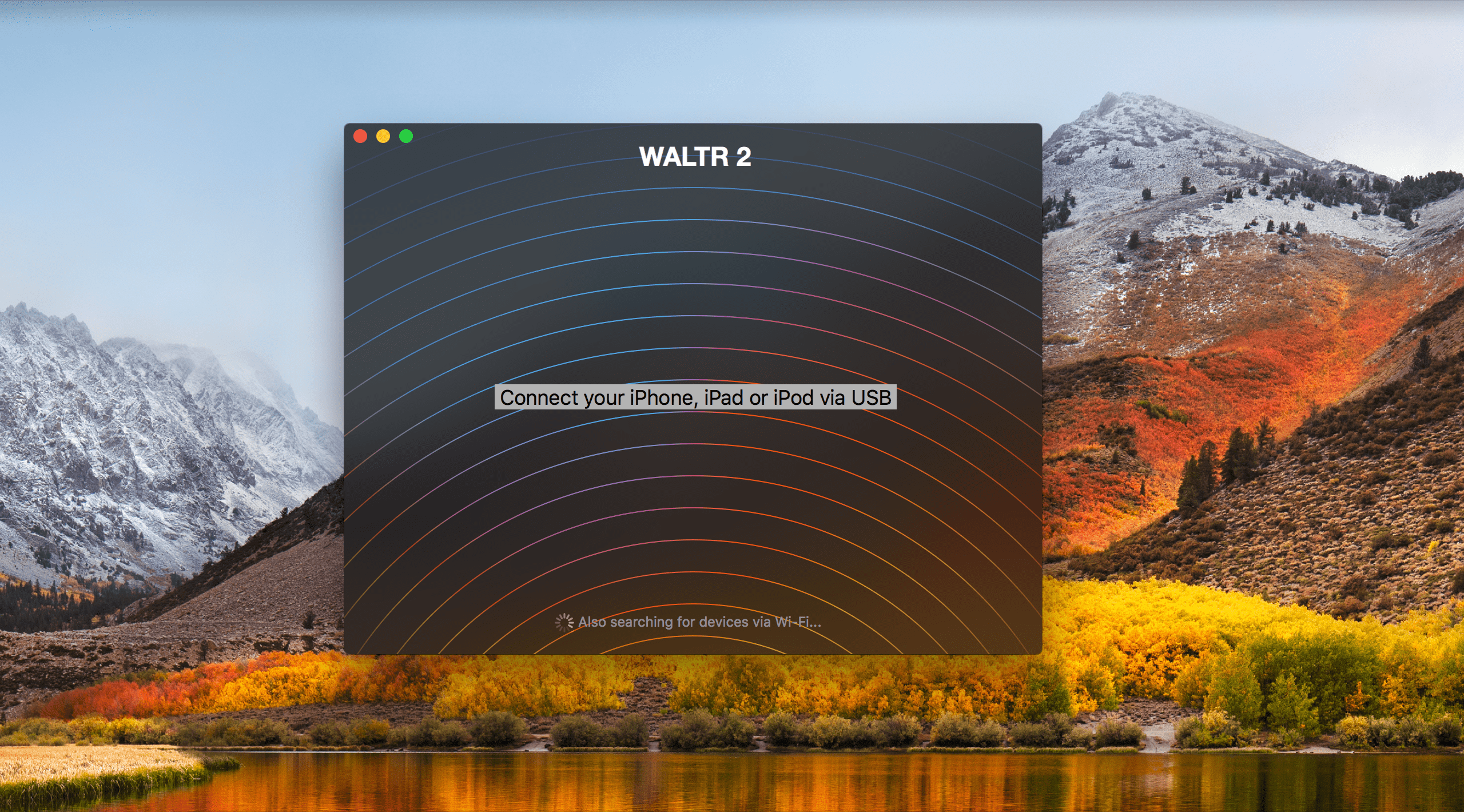 if you can't add music to iPhone, WALTR 2 is a perfect iTunes alternative