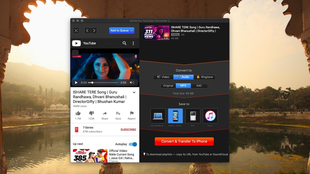 How to Download Dhvani Bhanushali Music in MP3 [Leja Leja Re