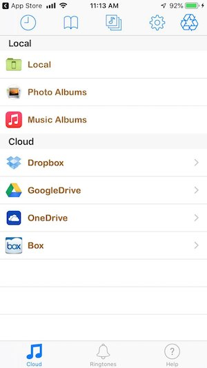 Box MP3 - Music Manager