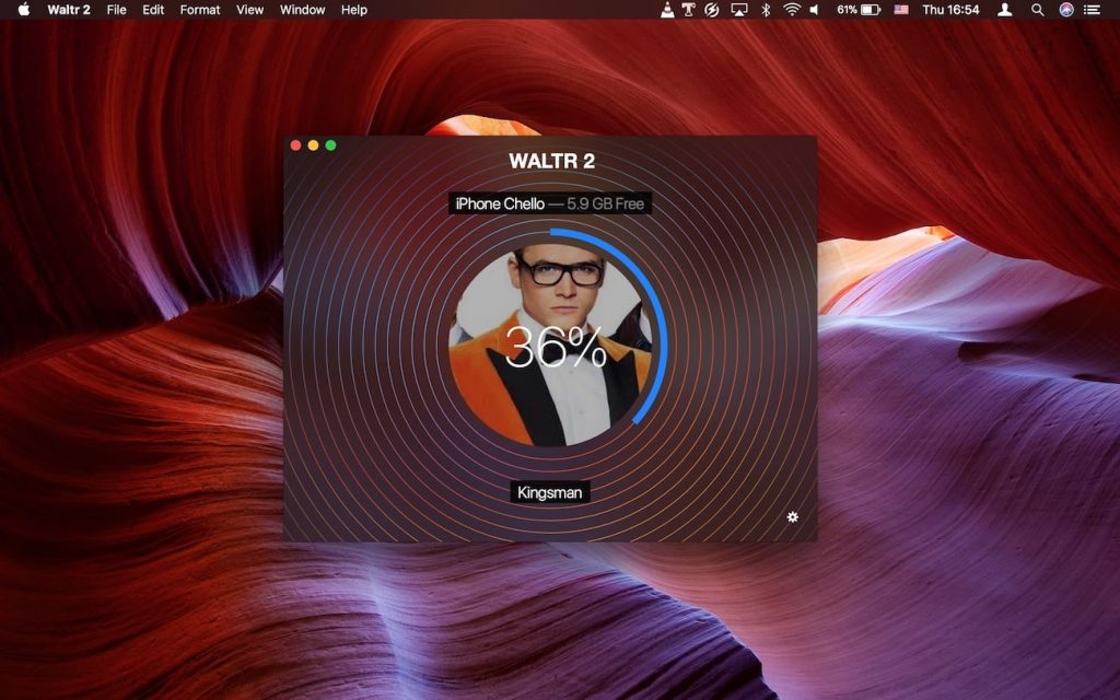 WALTR can download movies on iPad