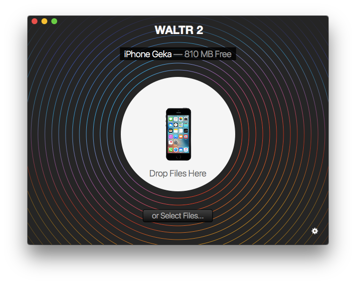 WALTR 2 puts flac on iPhone
