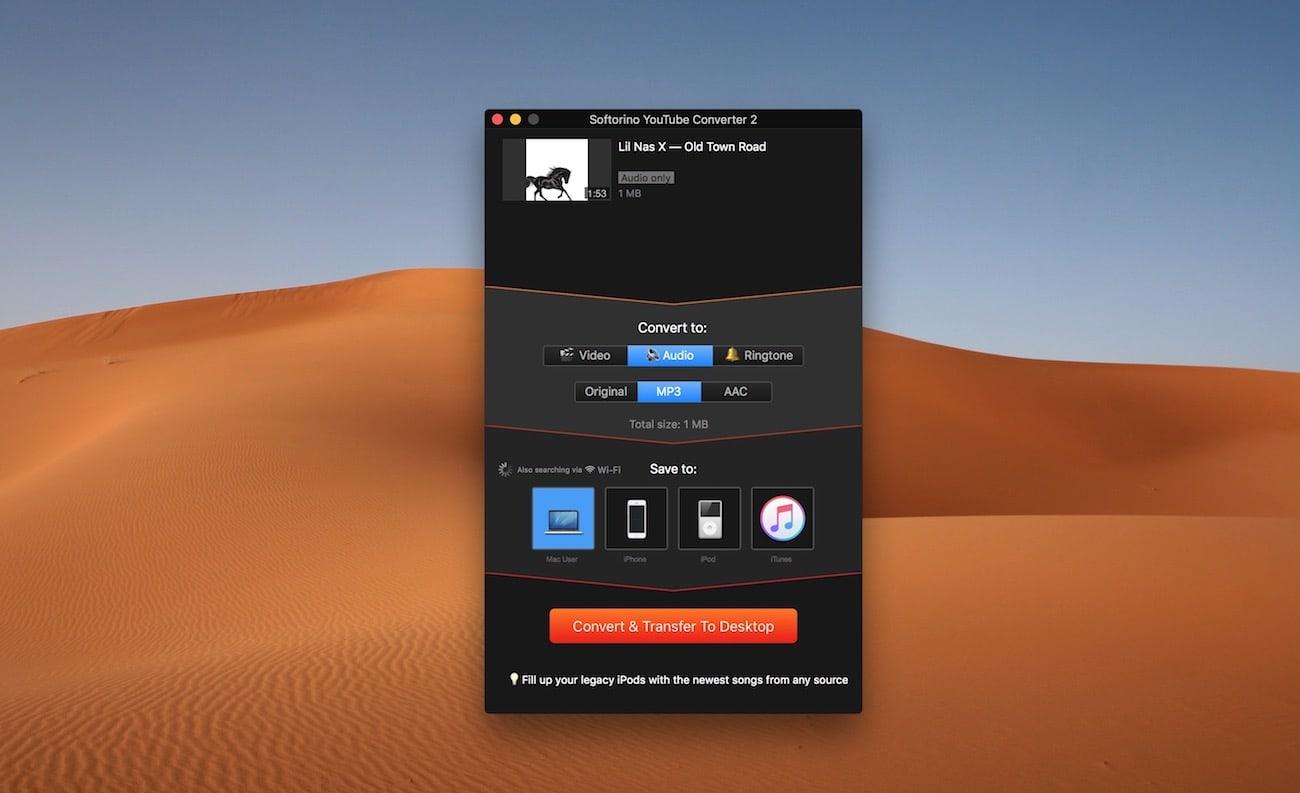 SYC 2 também ajuda a baixar músicas do SoundCloud