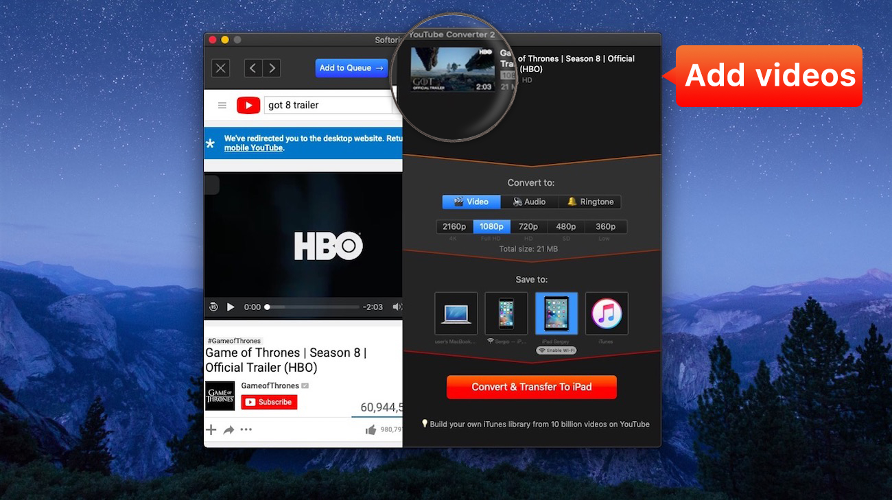The Fastest YouTube to iPad Converter of 2019 [Speed Test