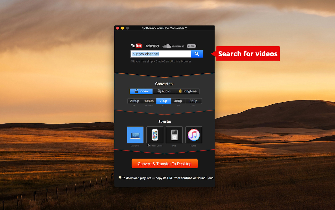 The fastest YouTube downloader 2019
