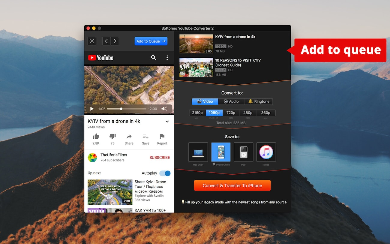 Video Downloader App to Save YouTube, Facebook, Instagram to iPhone