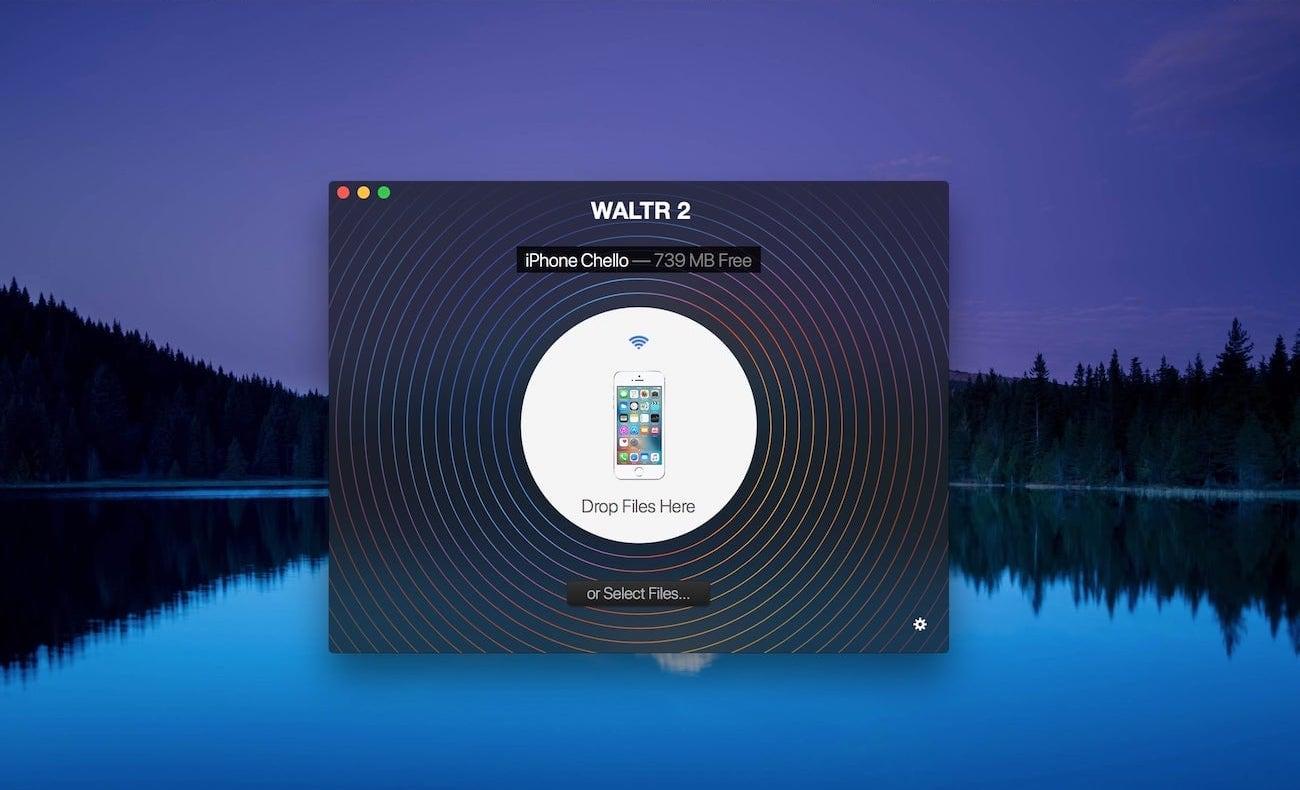 Mettez MP3 sur iPhone en utilisant le remplacement ultime d'iTunes WALTR 2