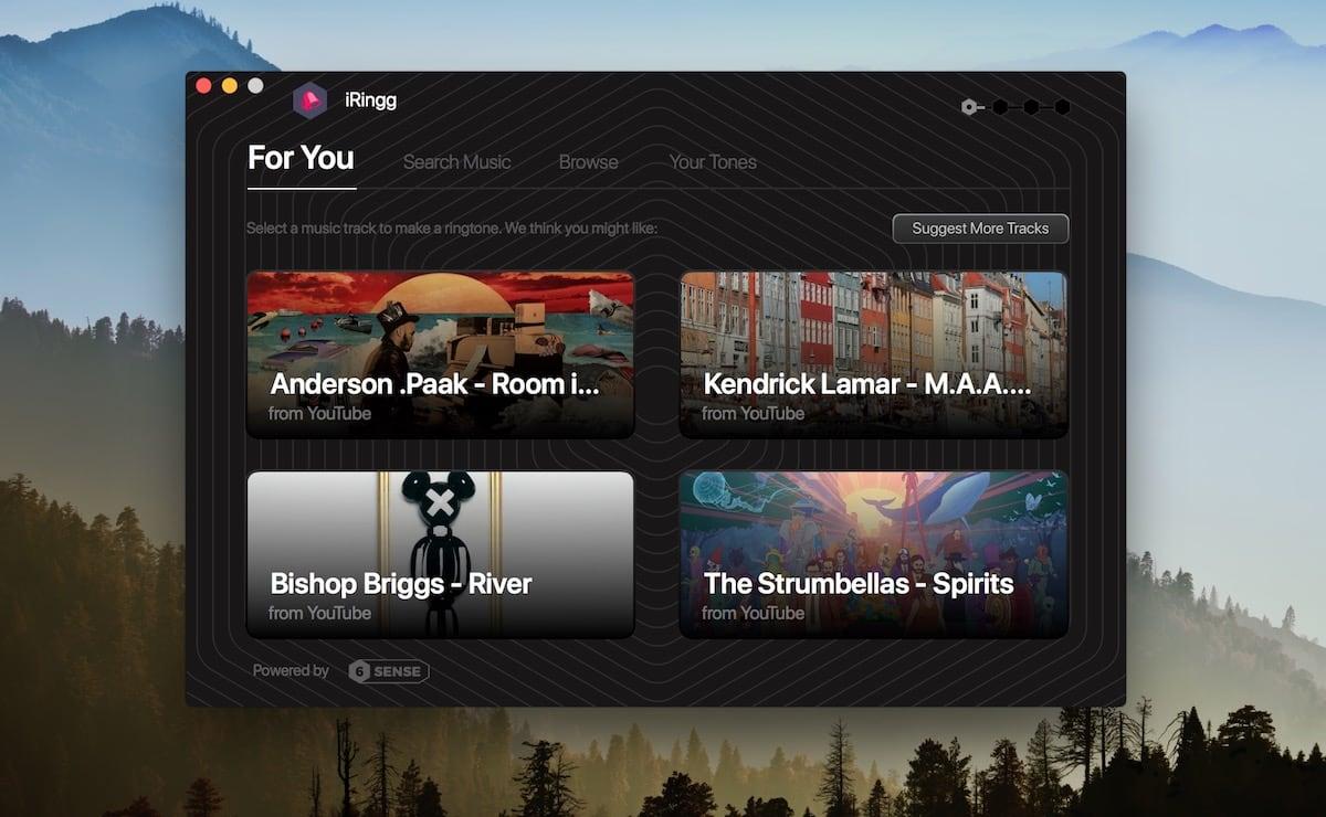 M4R vers iPhone sans iTunes