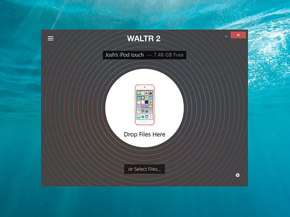 WALTR 2 works great on Windows 10