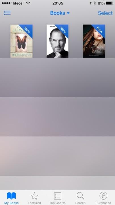 PDF is transferred on iPad/iPhone