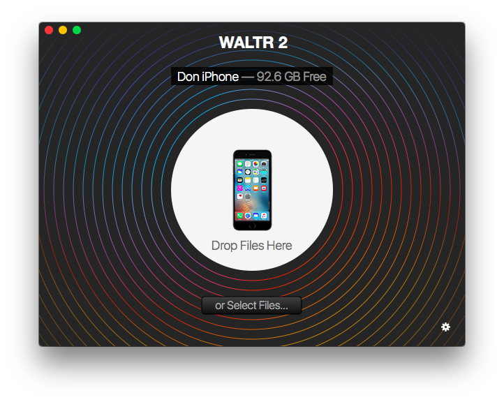 WALTR direct AVI to MP4 Converter for iOS