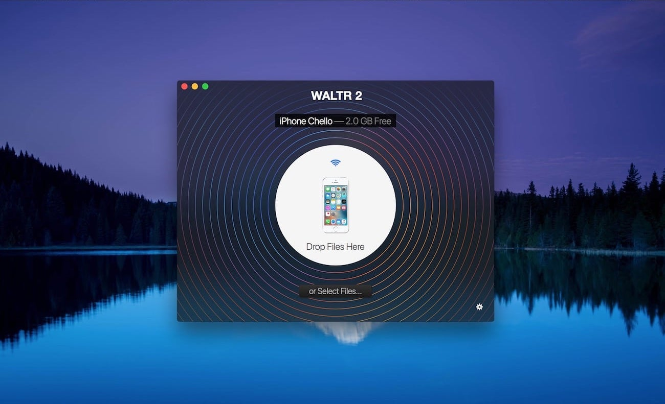 WALTR is one of the best video converters for macOS