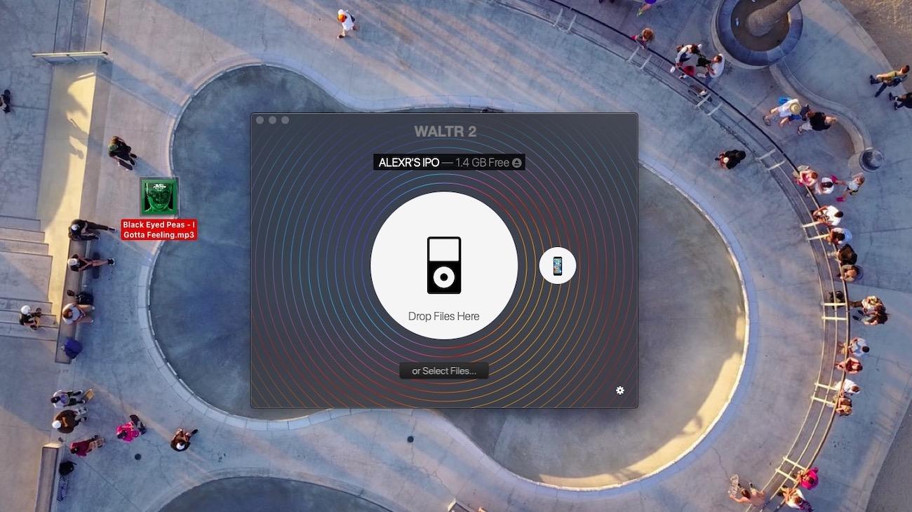 Musica a iPod