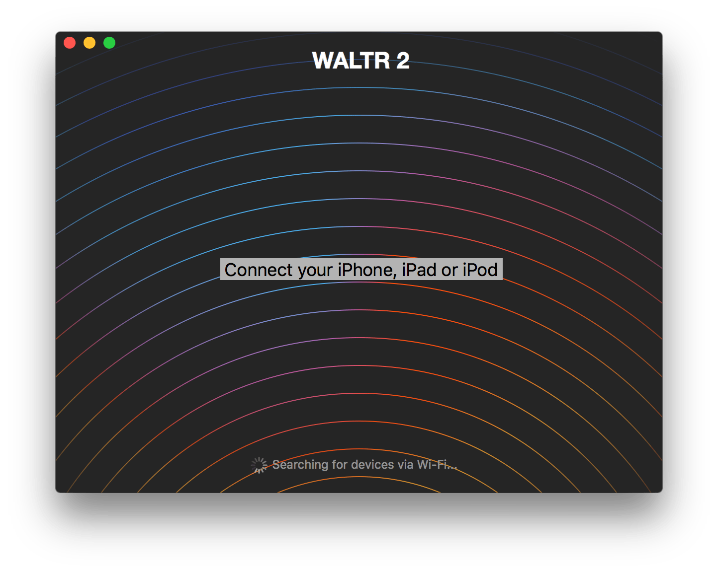 WALTR helps you convert VOB to MP4 for iphone