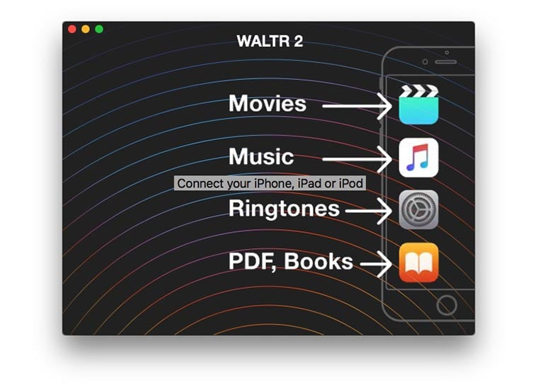 WALTR 2 Features
