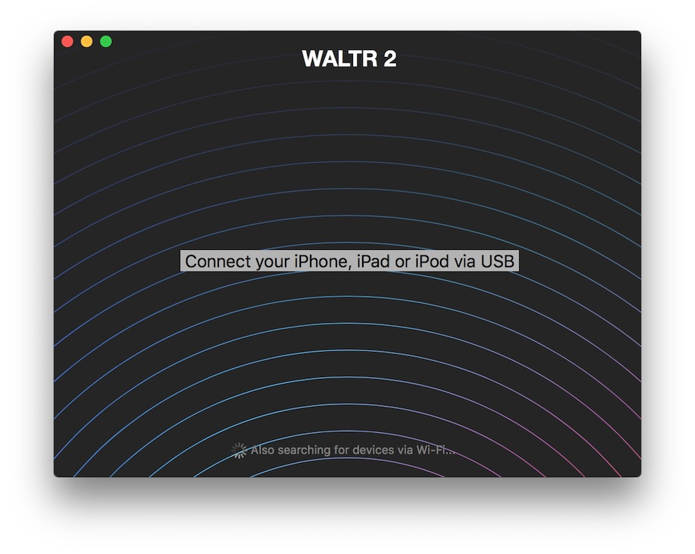 WALTR can sync iPod to iTunes Library