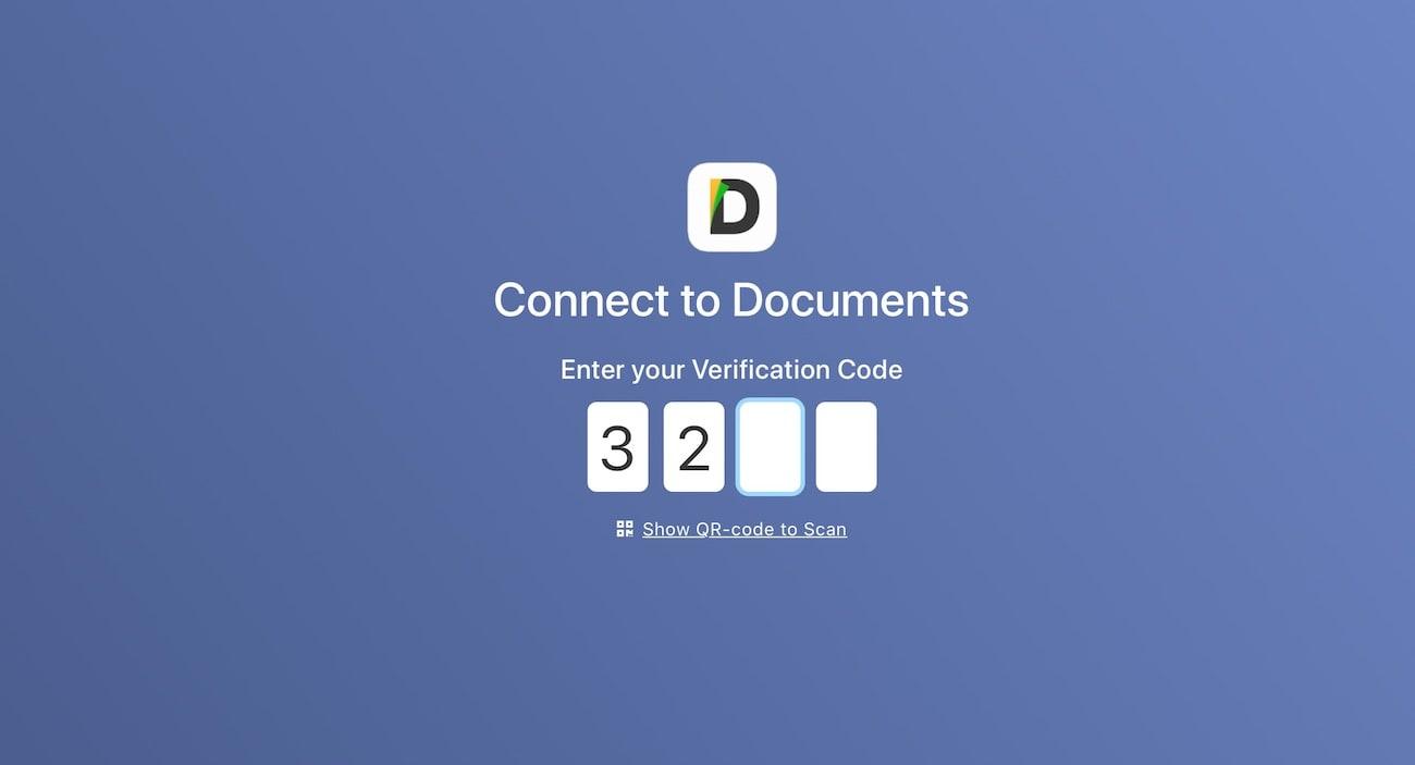 Avant de vous connecter, entrez un numéro à 4 chiffres