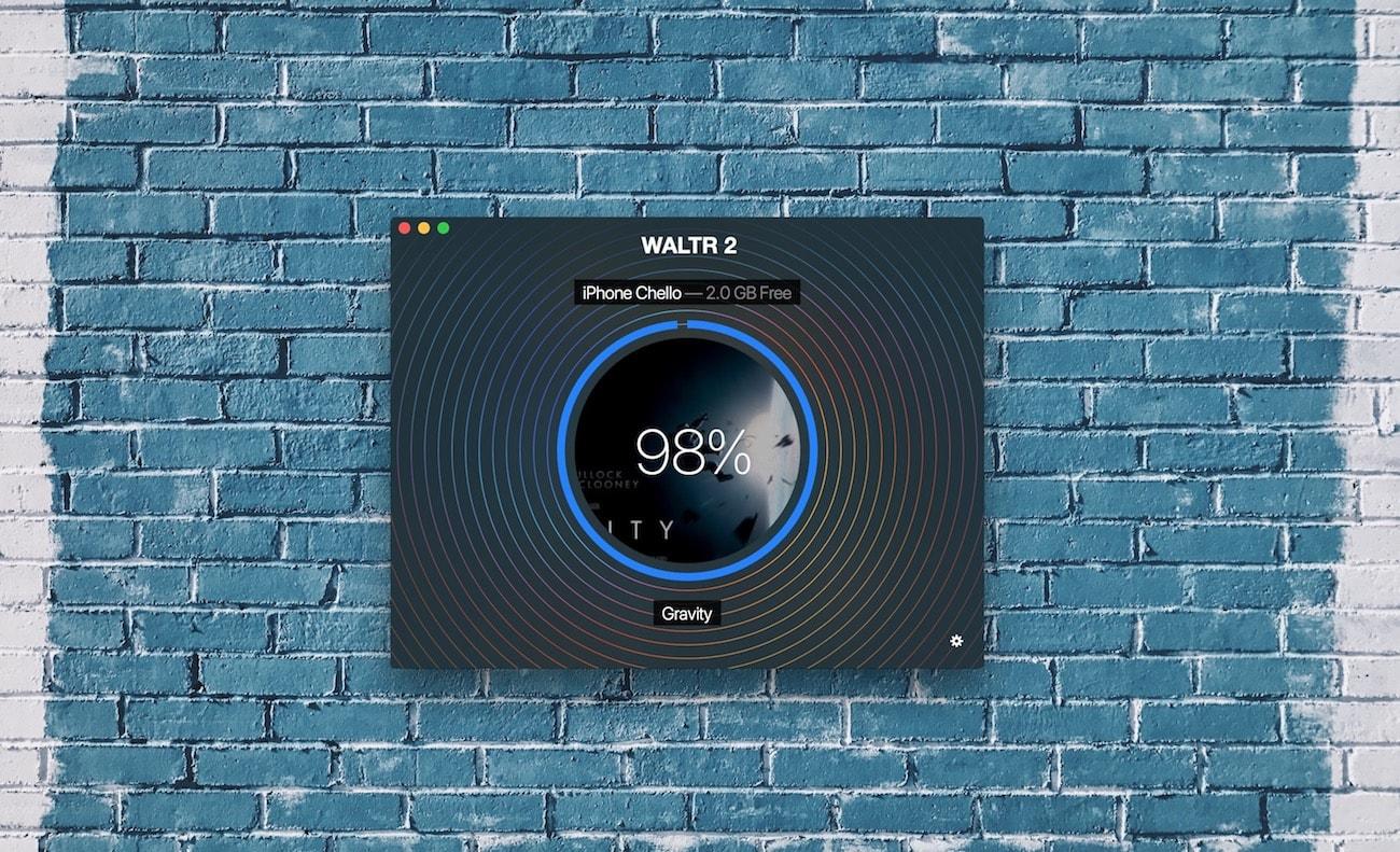 WALTR помогает скачать видео на айфон без iTunes