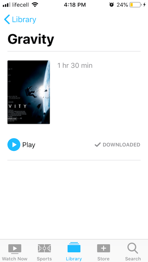 видео на айфон без iTunes