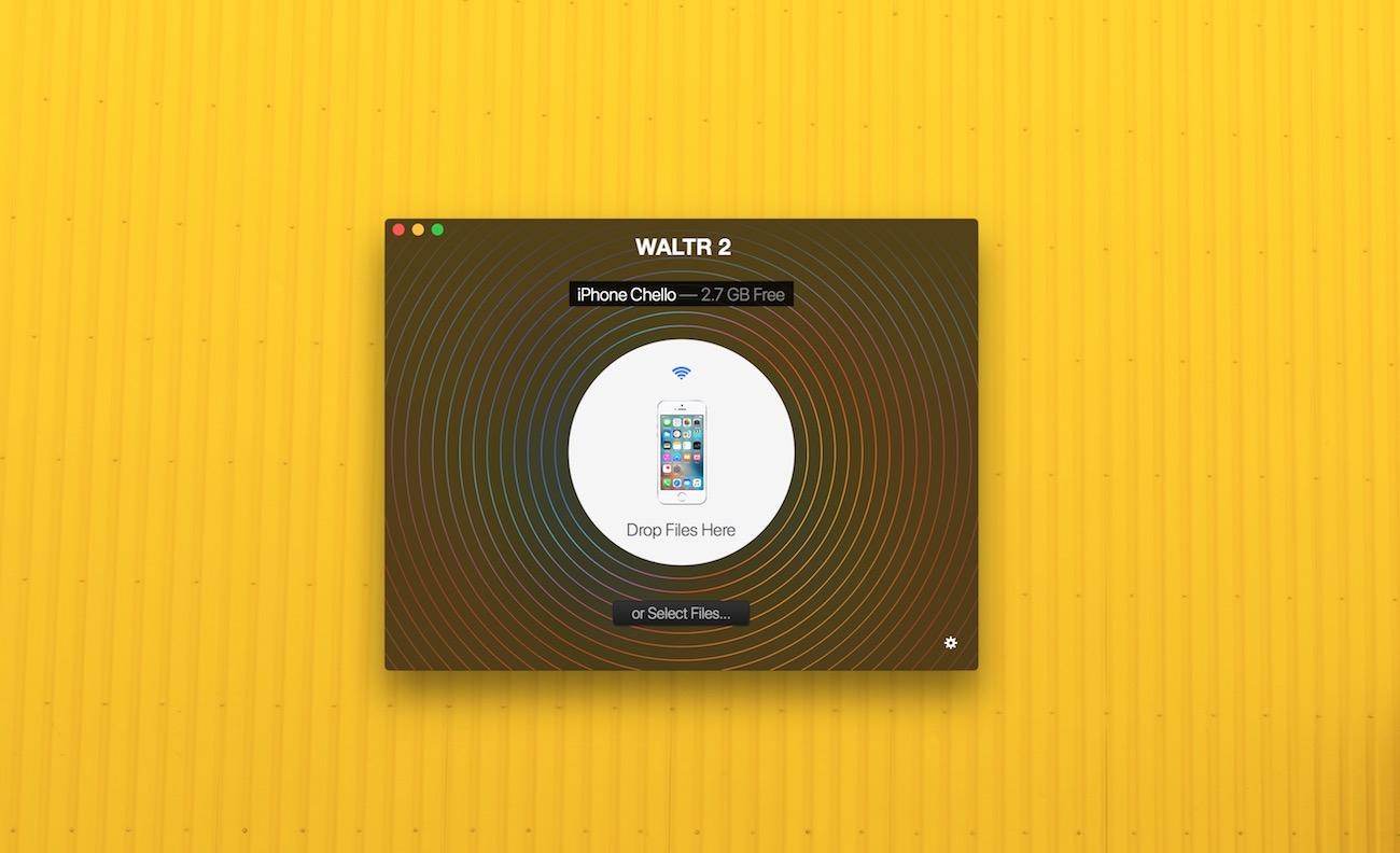 WALTR 2 помогает скачать музыку на айфон без  iTunes с компьютера