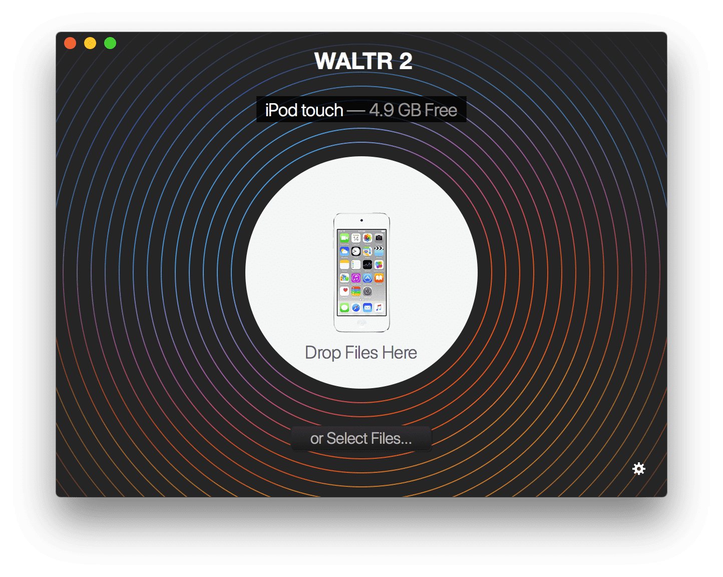 WALTR will help you play 4K on iPhone