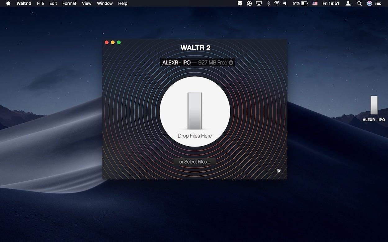 WALTR Позволяет Скачать Музыку на iPod без iTunes