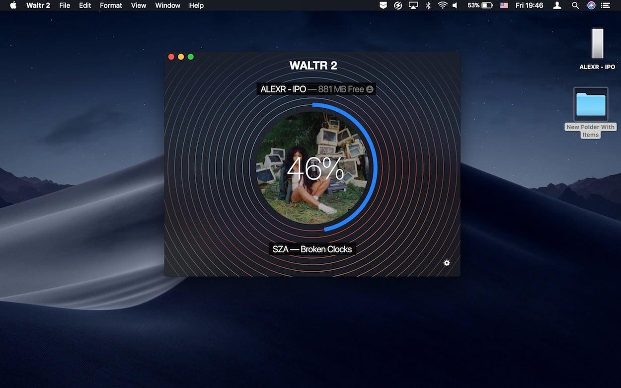 Музыка на iPod без iTunes