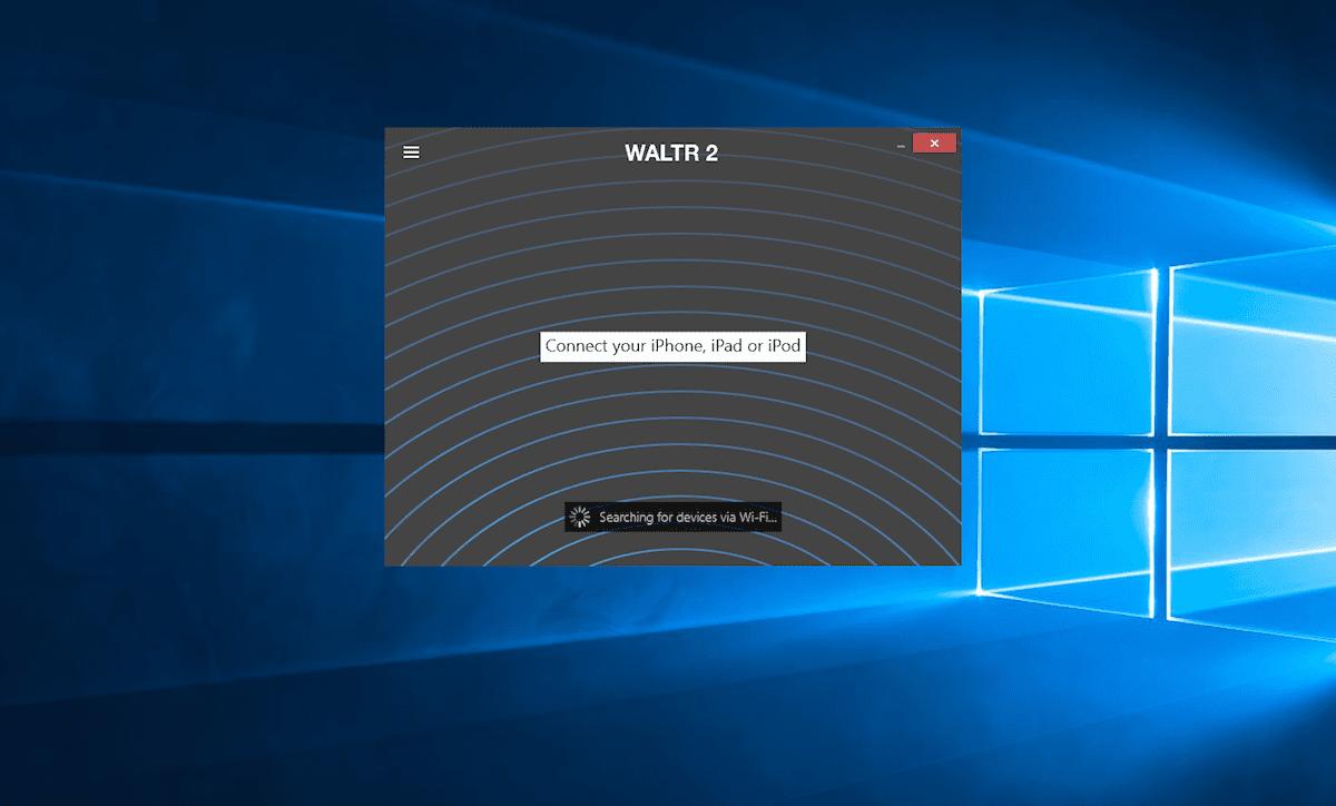 Avec WALTR, vous pouvez transférer des vidéos d'un PC vers un iPhone sans iTunes