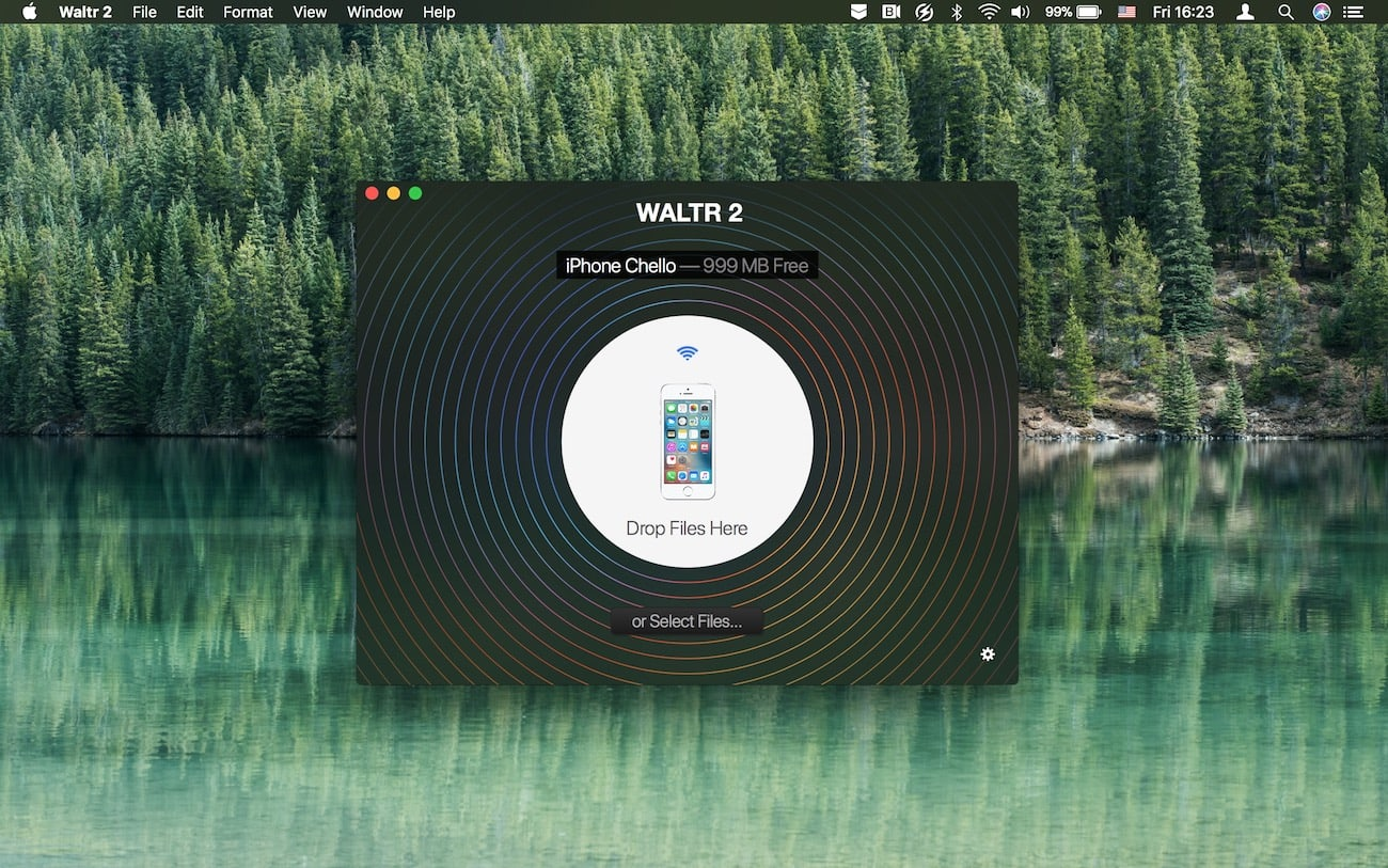 WALTR will help you play MKV on iPhone or iPad
