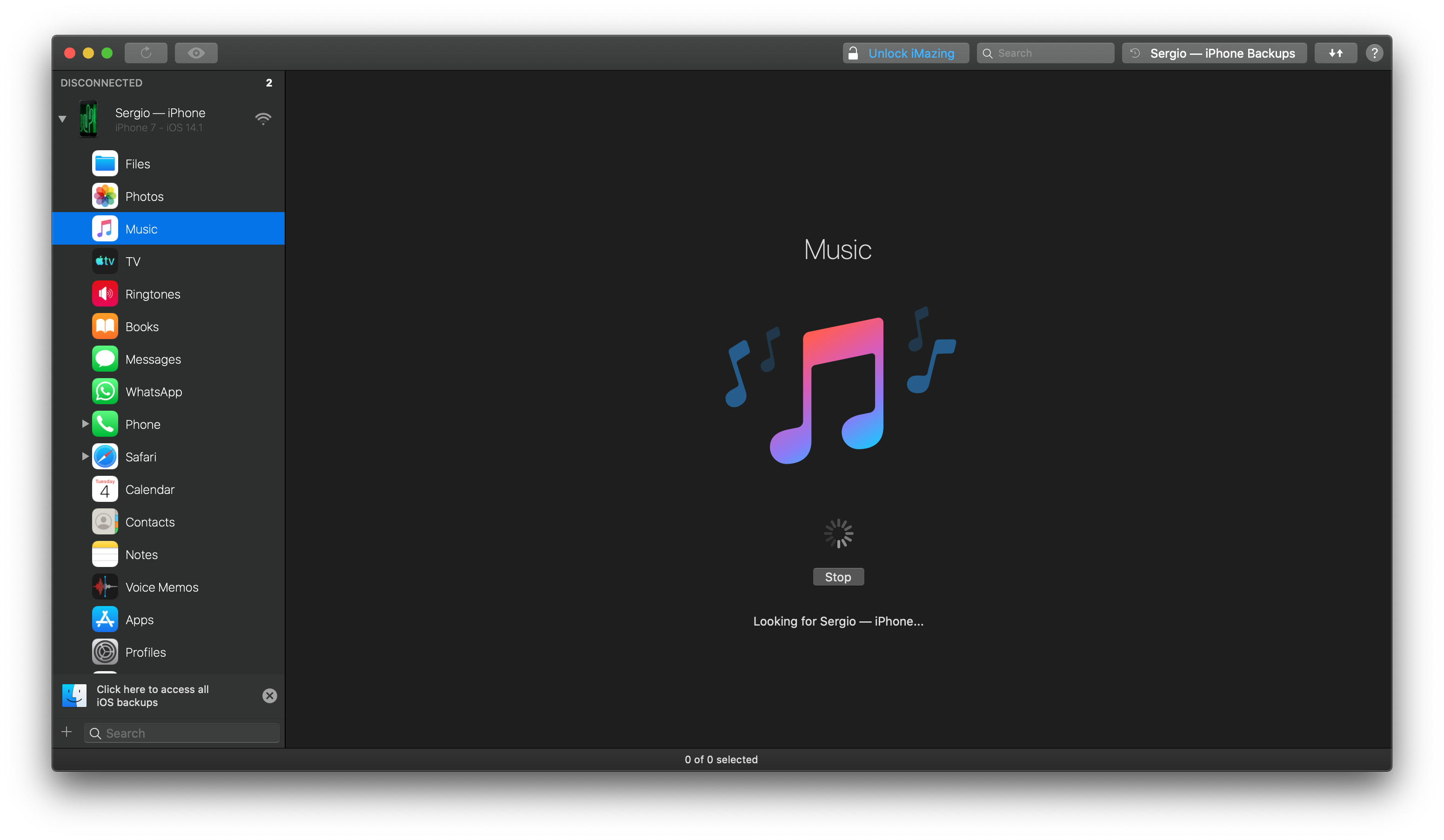 Transfer music from iTunes to Computer Folder