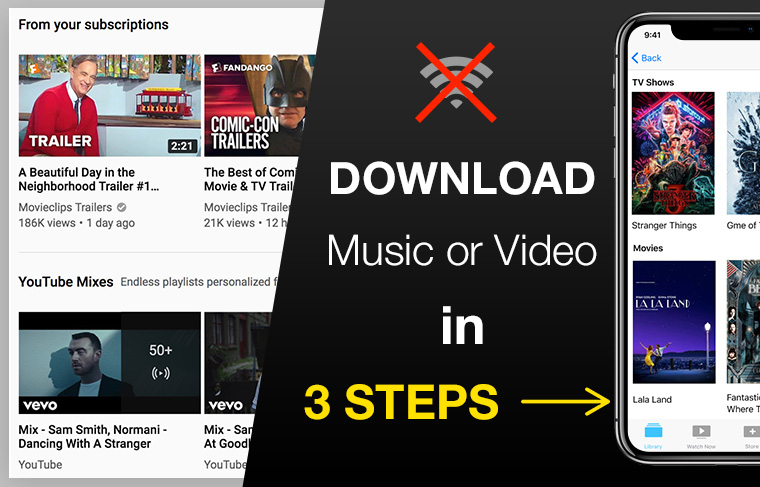 Softorino YouTube Converter – YouTube to Mp3, MP4 for iPhone