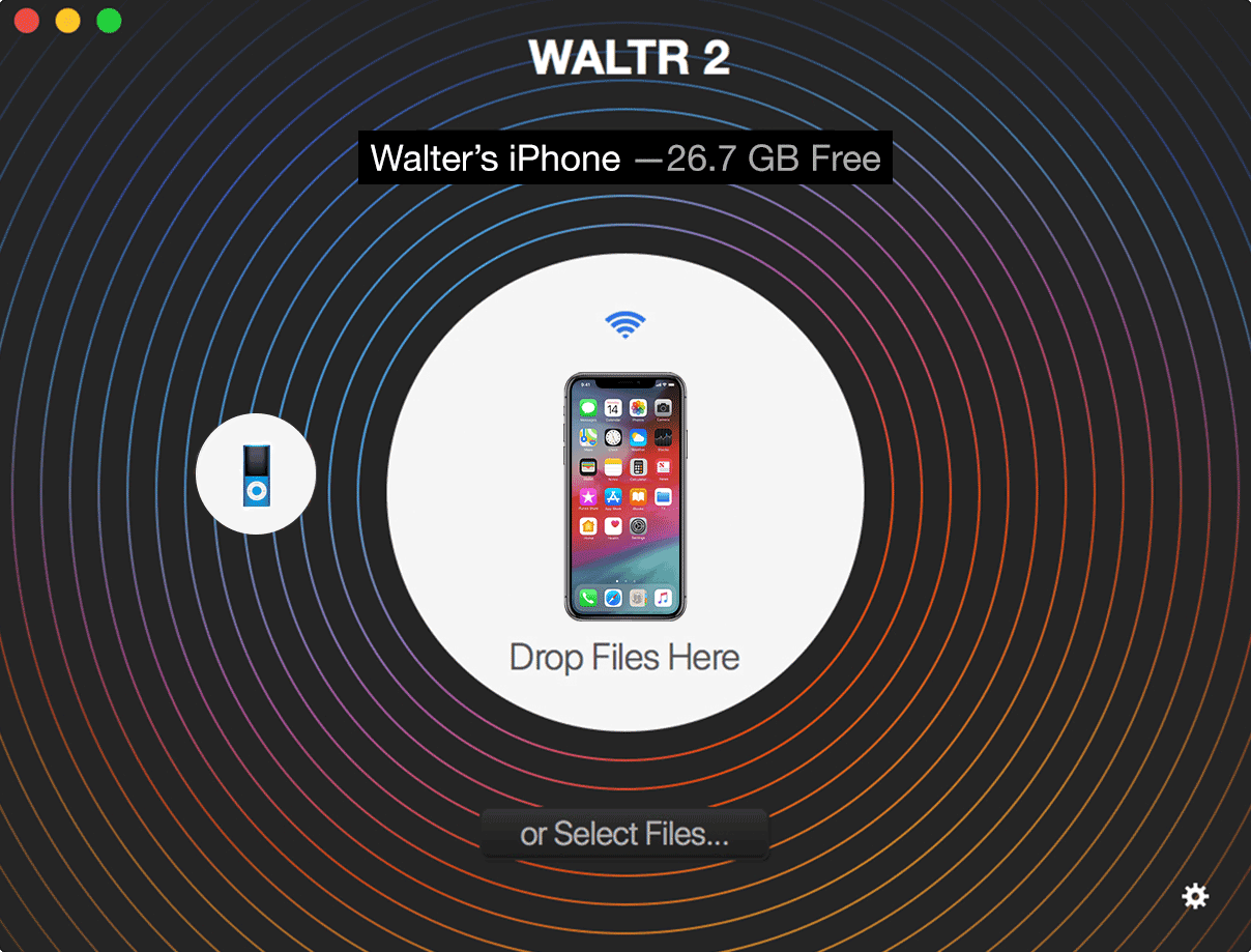 WALTR: Effortless iTunes Alternative for Windows & Mac
